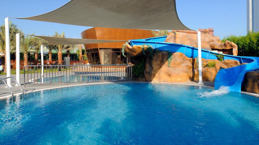 Intercontinental-Abu-Dhabi-Children's-Swimmning-Pool