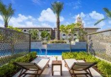 Rixos Saadiyat Island Abu Dhabi premium bedroom terrace