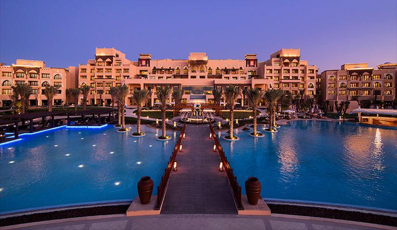 Saadiyat-Rotana-Resort-Villas-Exterior-Night