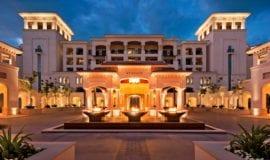 St Regis Saadiyat Island Resort Exterior