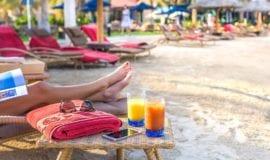 Beach Rotana Abu Dhabi Beach Hero