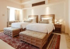 Al Wathba Desert Resort & Spa - Arabian Twin Room