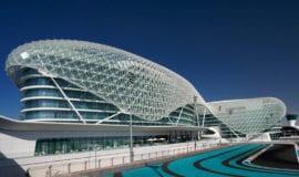 Yas Hotel Abu Dhabi