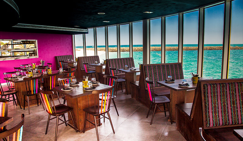 Zaya Nurai Island - Dusk restaurant