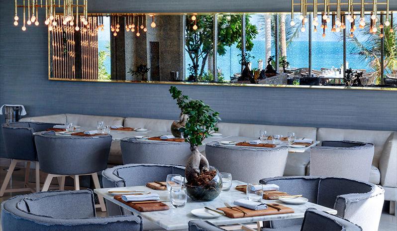 Zaya Nurai Island - Frangipani restaurant