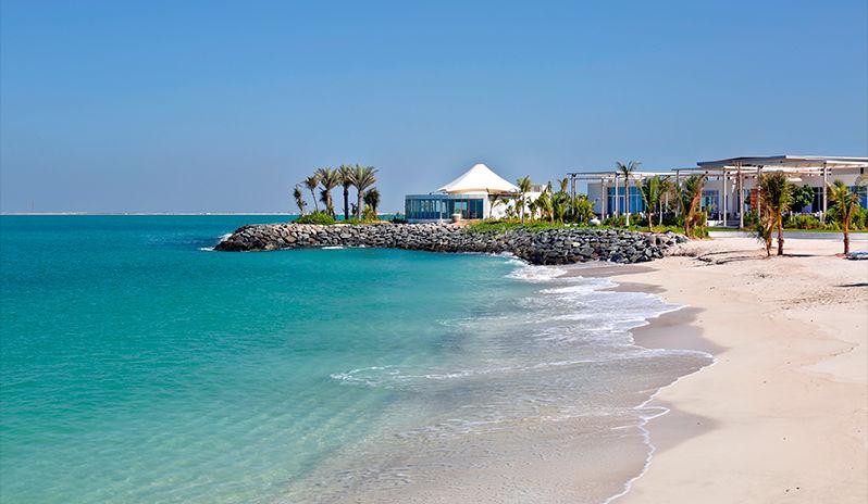Zaya Nurai Island - beach