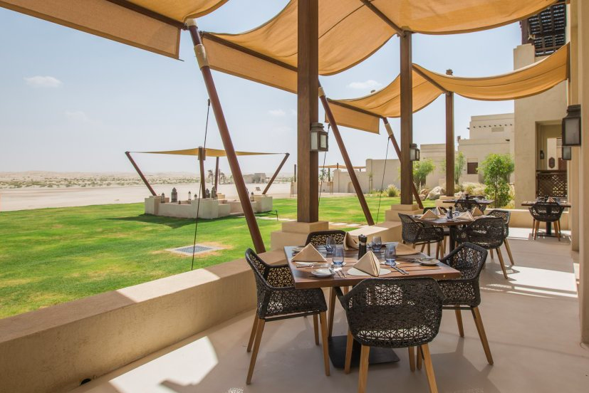Al Wathba Desert Resort Spa Terra Secca Italian Restaurant
