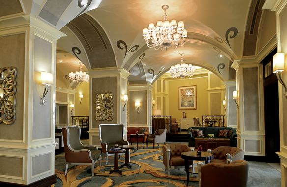 Ritz Carlton Abu Dhabi Grand Canal Alba