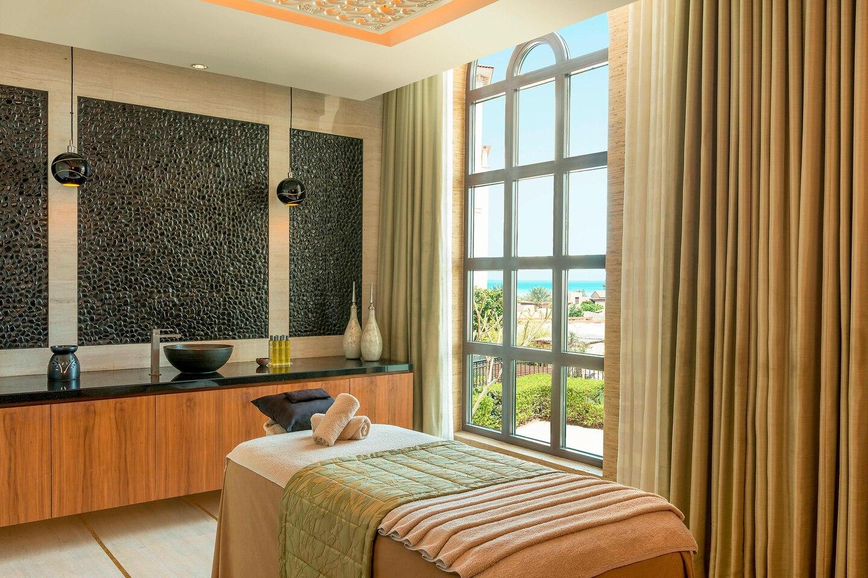 St Regis Saadiyat Island Resort Iridium Spa Treatment Room