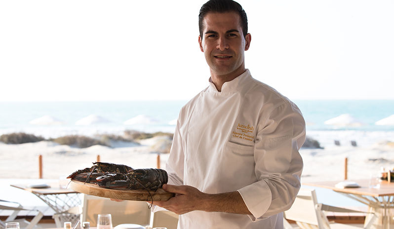 Jumeirah At Saadiyat Island Resort Mare Mare Chef