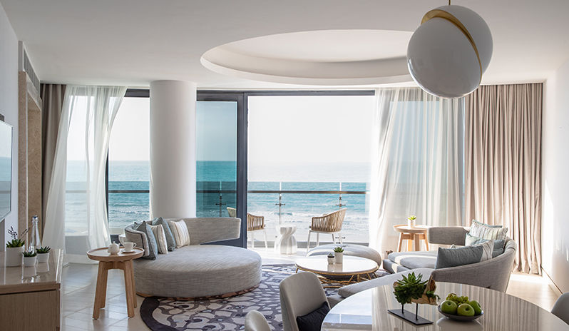 Jumeirah At Saadiyat Island Resort Panoramic Suite 2
