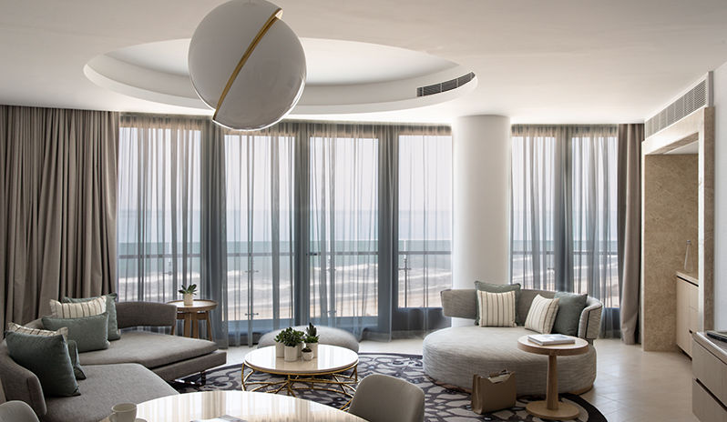 Jumeirah At Saadiyat Island Resort Panoramic Suite