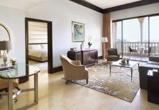 The Ritz Carlton Abu Dhabi Grand Canal Executive Suite Living Room