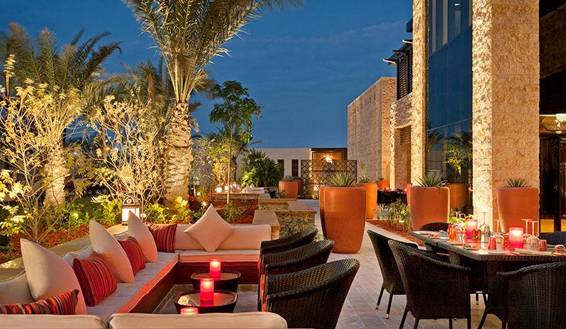 The Westin Abu Dhabi Golf Resort Spa Agadir Moroccan Restaurant Terrace
