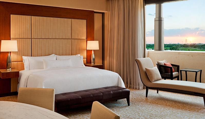 The Westin Abu Dhabi Golf Resort Spa Junior Suite