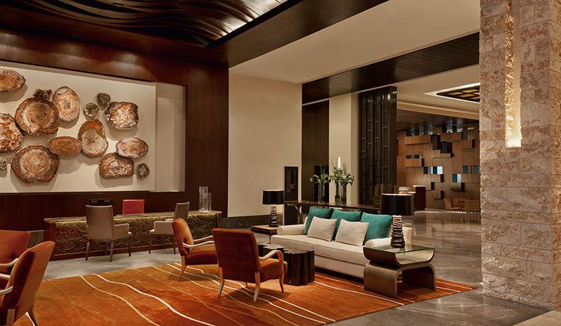 The Westin Abu Dhabi Golf Resort Spa Main Lobby
