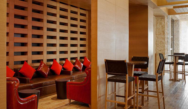 The Westin Abu Dhabi Golf Resort Spa Retreat Sports Bar