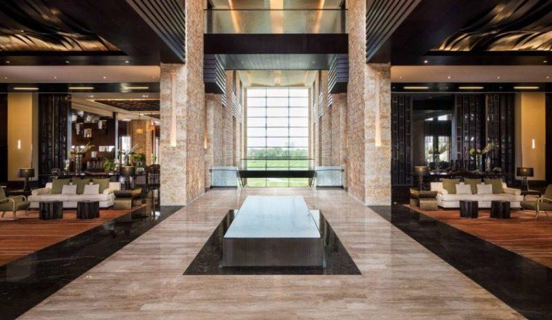 The Westin Abu Dhabi Golf Resort Spa Lobby 4283 Hor Clsc