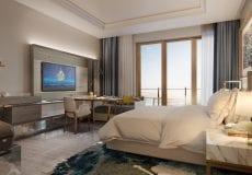 Hilton Abu Dhabi Yas Island King Guest Room