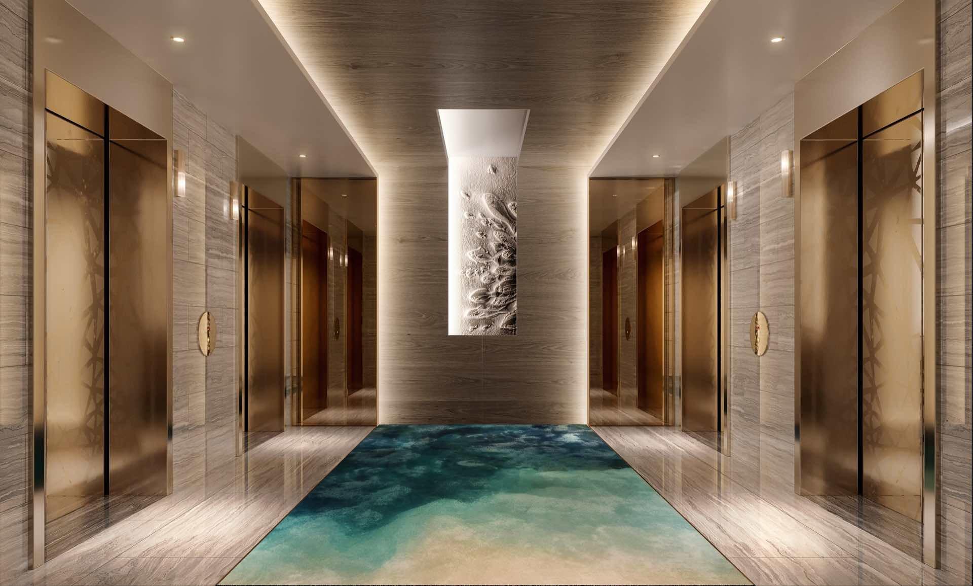 Hilton Abu Dhabi Yas Island Resort 8